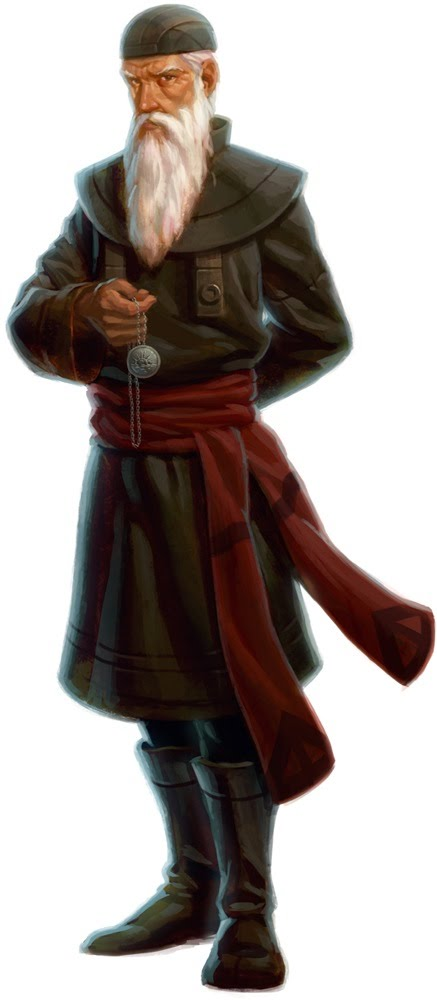 pathfinder cleric domains
