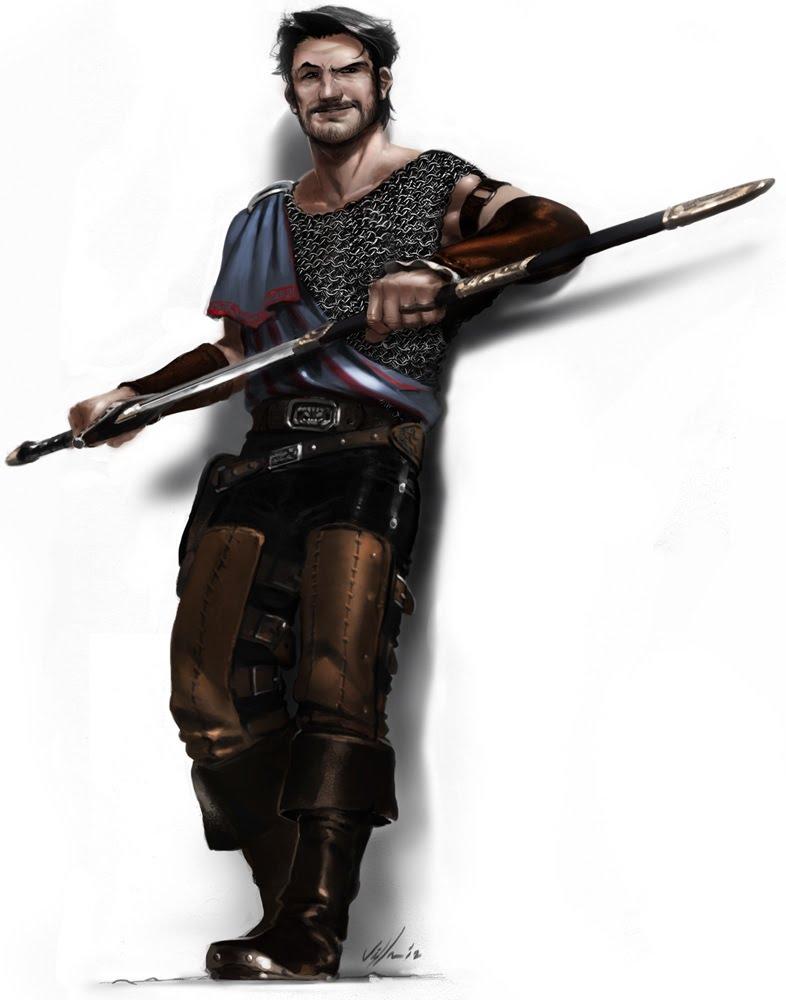 Aldori Swordlord - Pathfinder Community